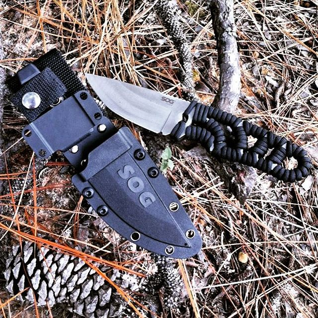 Sog Tangle Knife Fx31k Cp