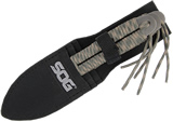 SOG Fling Fixed Blade Throwing Knives FX41N-CP